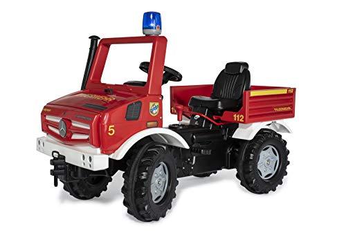 Rolly Toys 038220 rollyUnimog FIRE Edition 2020...