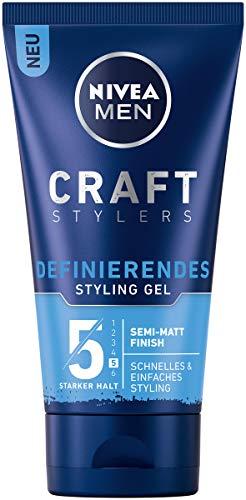 Nivea Men Craft Stylers Definierendes Styling Gel,...