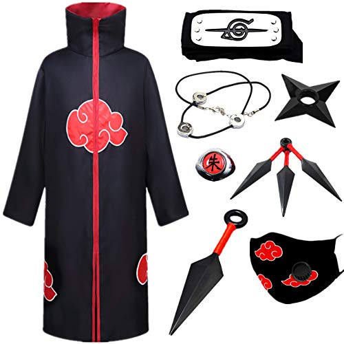 AOGD Naruto Akatsuki / Uchiha Itachi Cosplay...