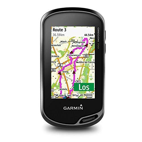 Garmin Oregon 700 - wasserdichtes GPS-Outdoor-Navi...