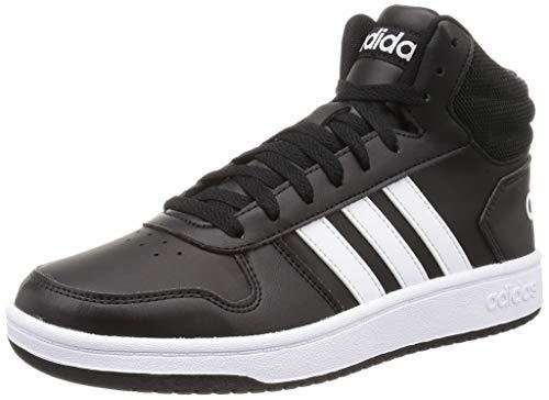 adidas Herren Hoops 2.0 Mid Sneaker, Core...