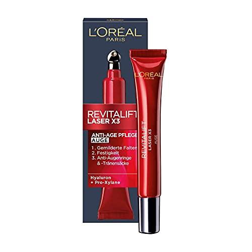L'Oréal Paris Augenpflege, Revitalift Laser X3,...