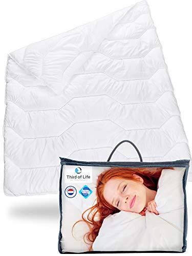 Bettdecke 135 200 Blanco   Flauschige Schlaf-Decke...