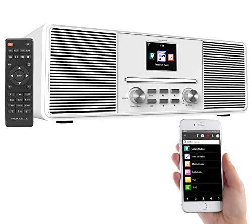 VR-Radio DAB Radios: Stereo-Internetradio mit...