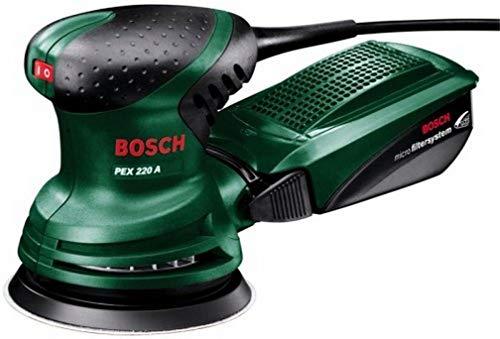 Bosch Exzenterschleifer PEX 220 A (220 Watt, im...