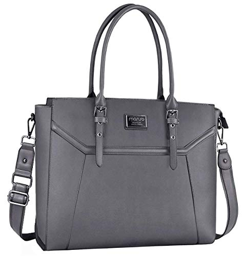 MOSISO Laptop Tote Bag für Frauen (Kompatibel mit...