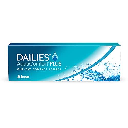 DAILIES AquaComfort Plus 1-Tages-Kontaktlinsen, 30...