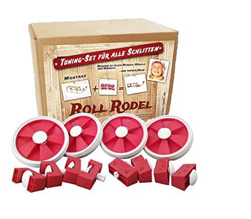 Roll Rodel Bausatz (ohne Schlitten) - Tuning Set...