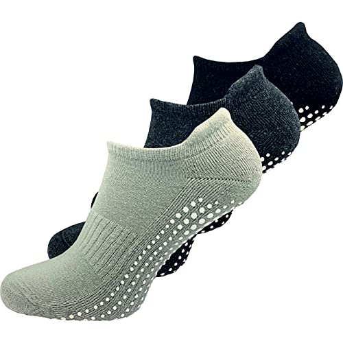 GAWILO 3 Paar Damen Yoga & Pilates Socken -...