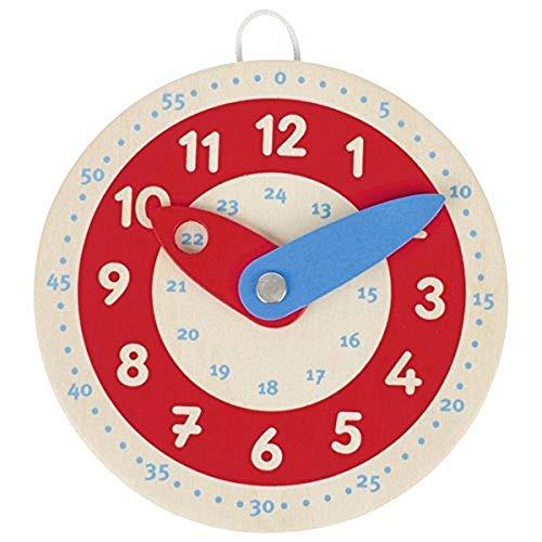 goki Lernuhr Learn to Tell The Time, 58485,...