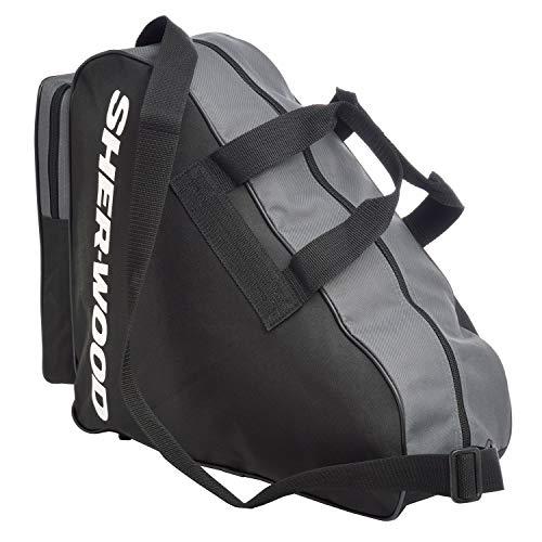 Sherwood Unisex Skate Bag Schlittschuhtasche,...