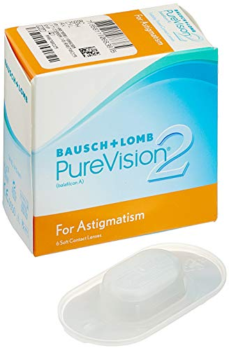 Bausch und Lomb PureVision2 for Astigmatism...