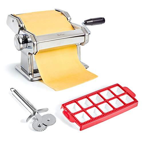 Uno Casa Pasta Maker – Nudelmaschine Manuell –...