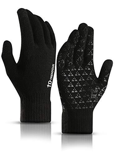 TRENDOUX Handschuhe Herren, Reithandschuhe Damen...