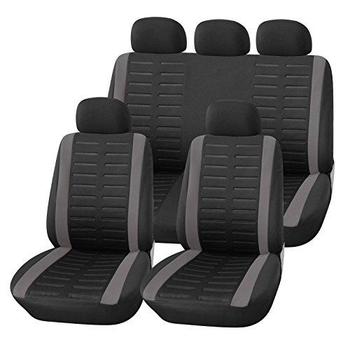 Upgrade4cars Auto-Sitzbezüge Set Universal  ...