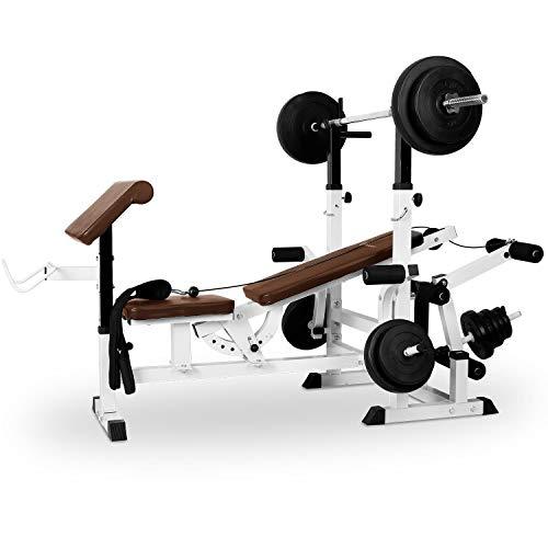 Klarfit Workout Hero 3000 - Kraftstation,...