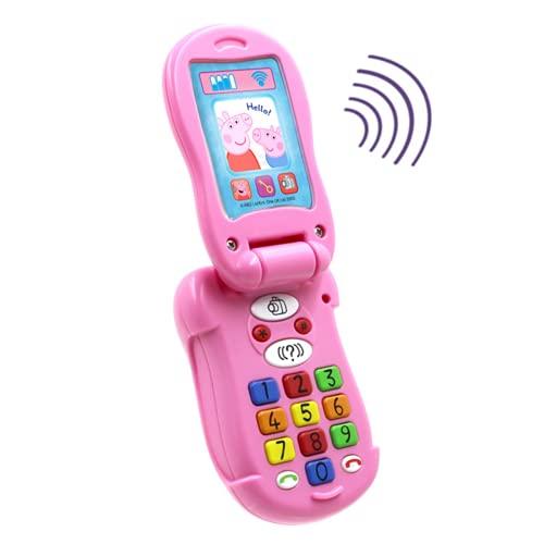 Peppa Pig PP06Flip und Lernen Handy...