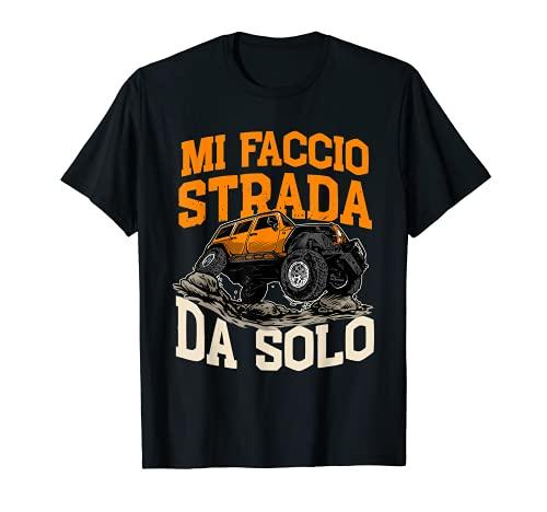 Off-Road Zubehör 4x4 Offroad I Road Solo T-Shirt