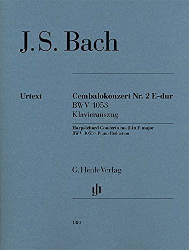 Cembalokonzert Nr. 2 E-dur BWV 1053, 2 Klaviere,...