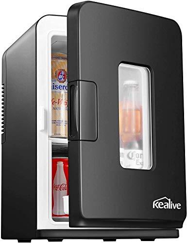 Mini Kühlschrank 15 Liter Tragbare Kühlschränke...