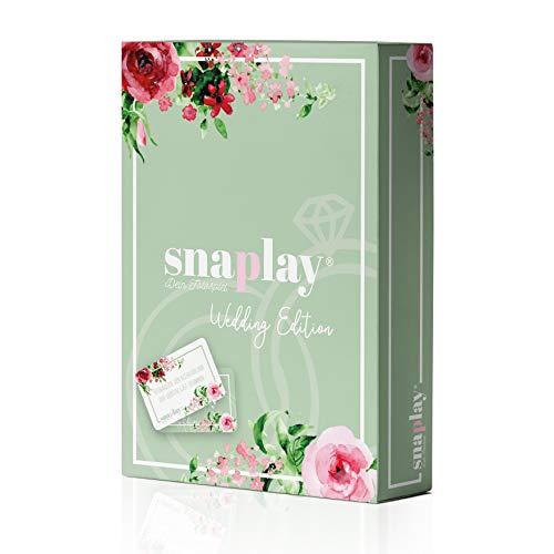 Snaplay I 65 Fotoaufgaben für die Hochzeit I...