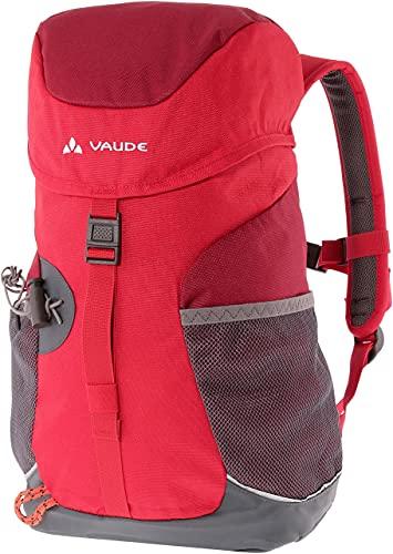 Vaude Unisex - Kinder Rucksack Puck 10, salsa/red,...