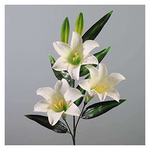 YSDSPTG Künstliche Blumen Künstliche Lilien...