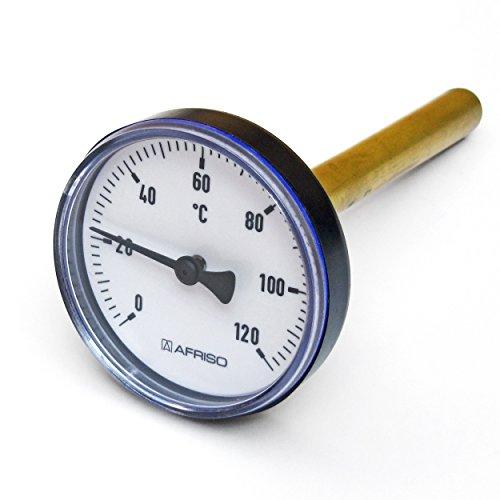 Afriso 63711 Bimetall-Pufferspeicherthermometer...