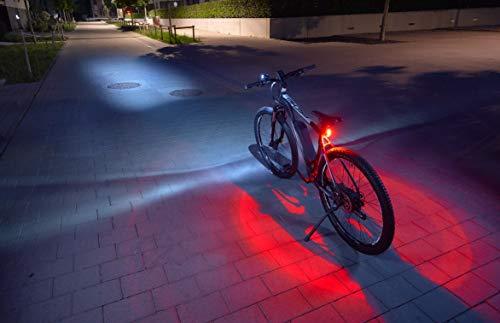 FISCHER USB Beleuchtungs-Set mit innovativer 360°...