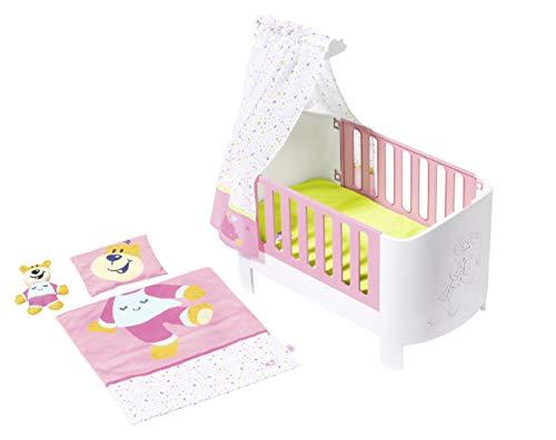 BABY born Sleepwell-Bett für 43cm Puppe - Leicht...