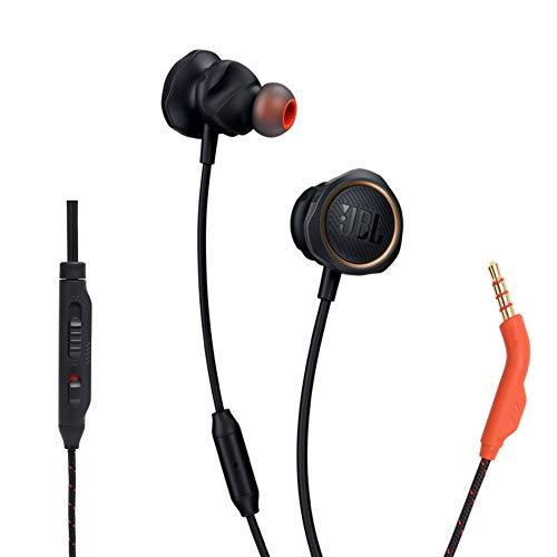 JBL Quantum 50 In-Ear-Gaming-Kopfhörer in Schwarz...