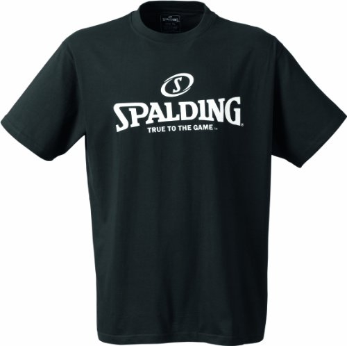 Spalding Mens Basketball-Fanartikel Logo T-Shirt,...