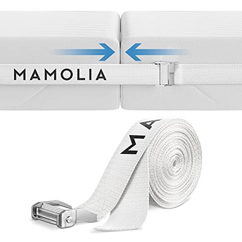 MAMOLIA® Matratzenhalter - Garantiert Fester Halt...