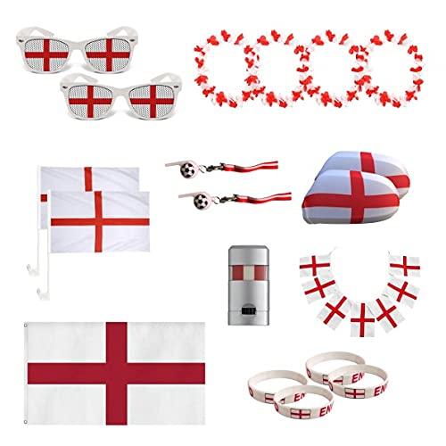 UMOI England Fanartikel Set zur...