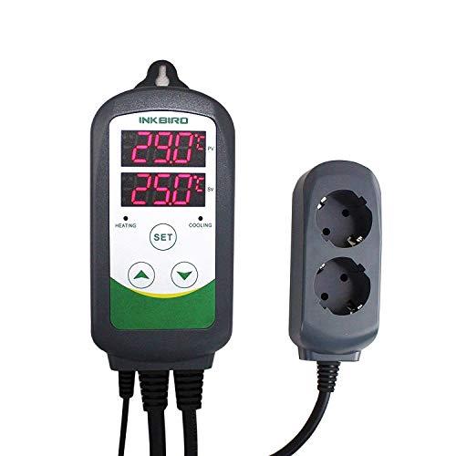 Inkbird ITC-308 Digitaler Temperaturregler mit...