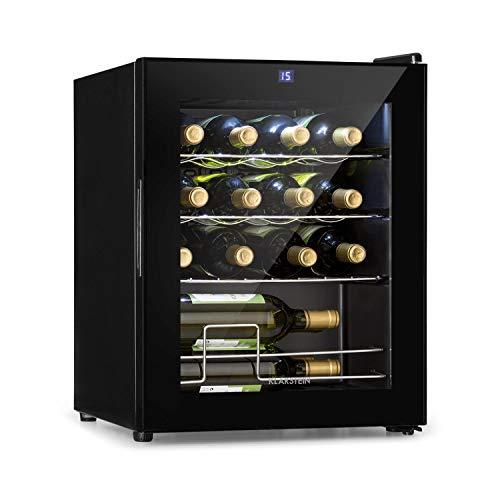 Klarstein - Weinkühlschrank 5-18 °C, 42 dB,...