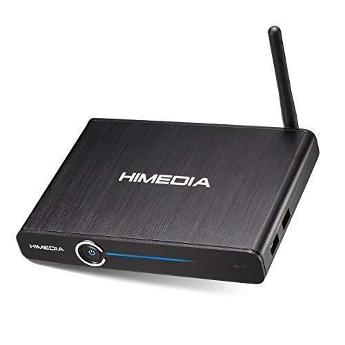 Himedia Q30 4K (Ultra HD) HDR & 3D Android TV...
