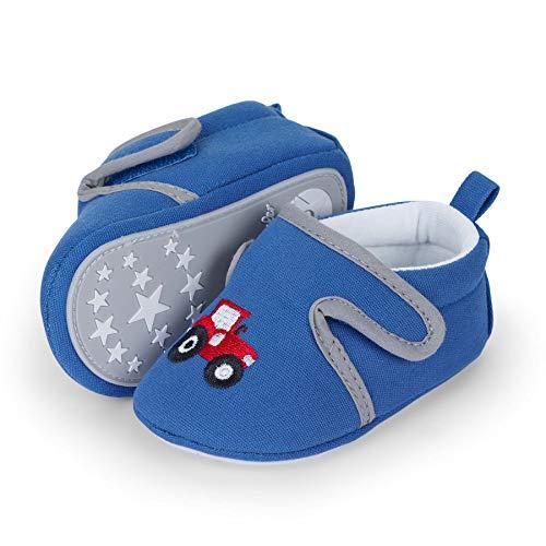Sterntaler Baby-Krabbelschuhe für Jungen,...