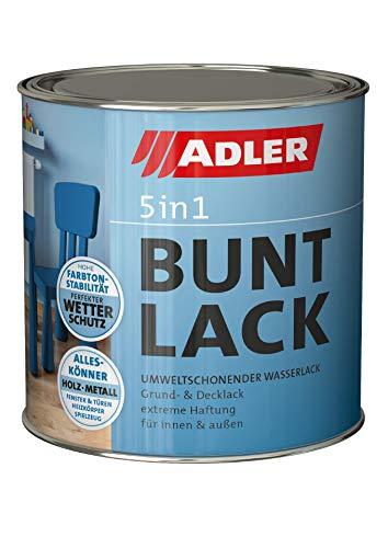 ADLER 5in1 Buntlack für Innen und Außen - 125ml-...