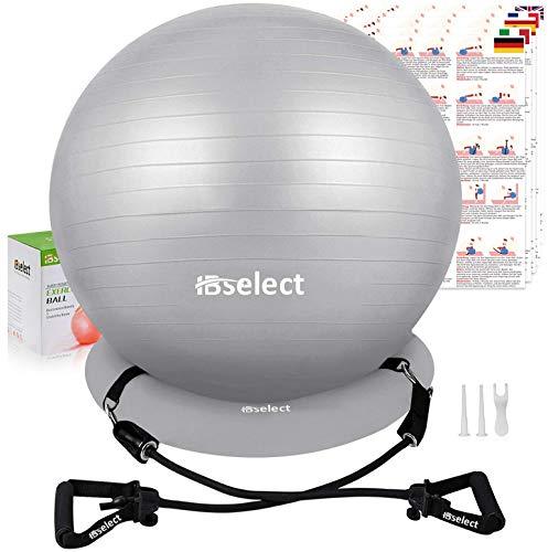 HBselet Gymnastikball Sitzball Gymnastic Ball...