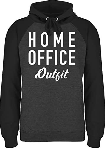 Beruf und Job Geschenke - Home Office Outfit weiß...