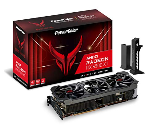 PowerColor Red Devil AMD Radeon RX 6900 XT Gaming...