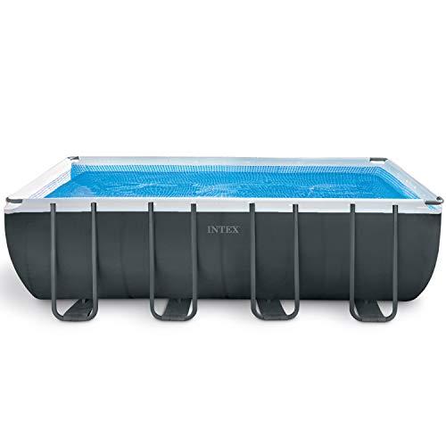 Intex Schwimmbadrahmen-Set Ultra Quadra, 549 x 274...