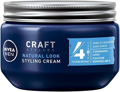 NIVEA MEN Styling Cream im 1er Pack (1 x 150ml),...