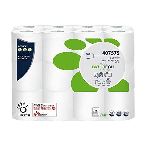 Papernet Selbstauflösendes Toilettenpapier Bio...