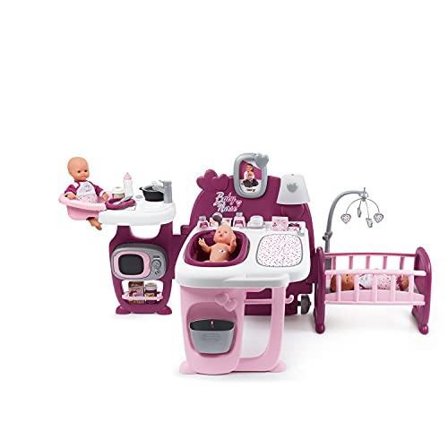 Smoby 220349 – Baby Nurse Spielcenter für...