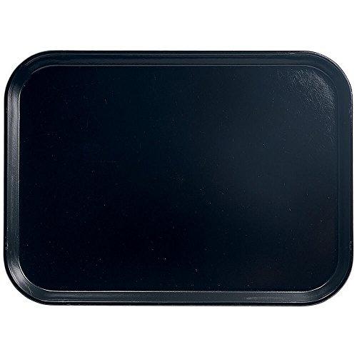 Cambro 1014-110 Rechteckige Tablett, Schwarz,...