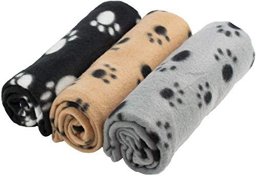 N\C Haustierdecke für Hund/Katze, weich,...