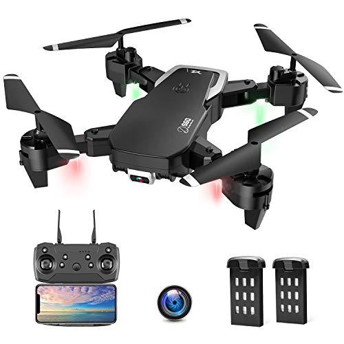 Drohne mit Kamera, Drohne für Anfänger, 1080P HD...