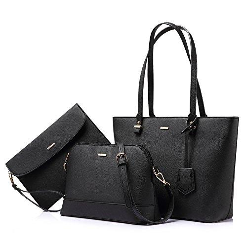 LOVEVOOK Handtasche Damen Shopper Schultertasche...